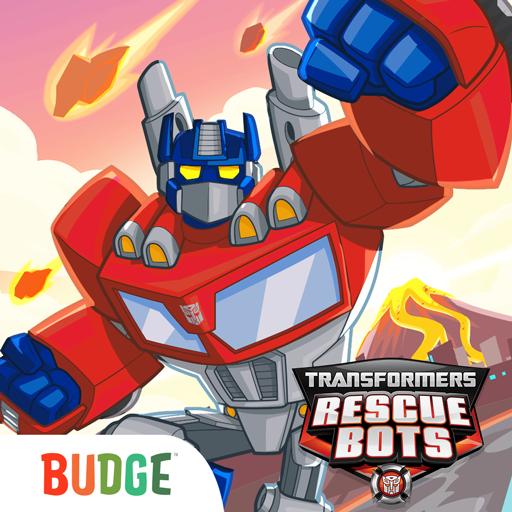 Transformers Rescue Bots: Fuga dai disastri