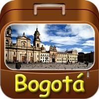 Bogotá Offline Map Travel Guide