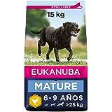 Eukanuba Alimento seco para perros senior de razas pequeñas y ...
