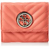 Guess Blakely SLG Small Trifold Coral