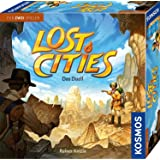Lost Cities Fesselnde Expedition Brädspel 694135
