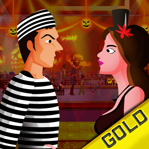 Boys Meet Girls Halloween : The Dating Costume Party Nightclub Dance Contest - Gold Edition