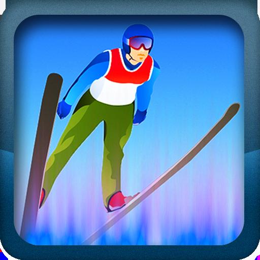 Skiing Bart