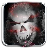 Cig Skullcap Live Wallpaper