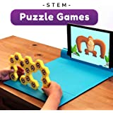 Shifu Plugo Link - Construction & Building kit - Educational STEM Toy for Boys & Girls, Kids Ages 5 Years & up (iPad / iPhone Required)