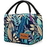winmax Sac Isotherme Repas Femme Lunch Bag Sac à déjeuner Sac Fraîcheur Portable Sac de Pique-Nique pour Le École et Le Trava