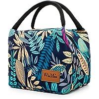 winmax Sac Isotherme Repas Femme Lunch Bag Sac à déjeuner Sac Fraîcheur Portable Sac de Pique-Nique pour Le École et Le…