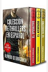 Colección de thrillers en español: Serie David Ribas 1-3 (Serie David Ribas Box-set (caja recopilatoria) nº 1) Versión Kindle