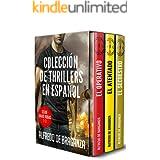 Colección de thrillers en español: Serie David Ribas 1-3 (Serie David Ribas Box-set (caja recopilatoria) nº 1)