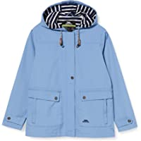 Trespass Women's Seawater Waterproof Rain Jacket With Concealed Hood