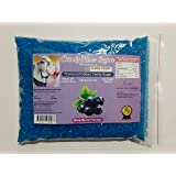 CLICK FOOD PRODUCTS Blueberry Flavoured Cotton Candy Floss Sugar