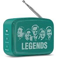 Saregama Carvaan Mini 2.0- Music Player with Bluetooth/FM/AM/AUX (Mint Green)