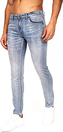 Duck and Cover - Men's Slim Fit 'Zeigler' Jeans