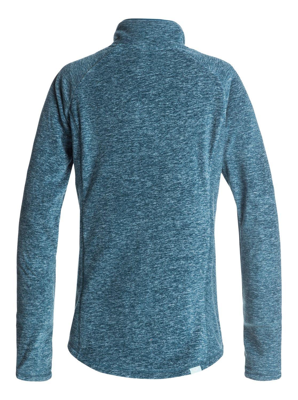 Roxy Harmony – Camiseta Intermedia con Cremallera para Mujer ERJFT03561