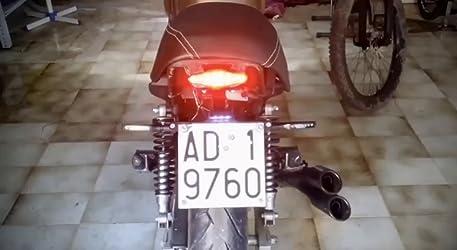 Lampa 90474 Cp Glory Sq Black Led Indicator Auto