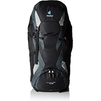 Deuter Futura Pro Mochila para Montaña, Unisex Adulto, Negro (Black/Granite), 44 l
