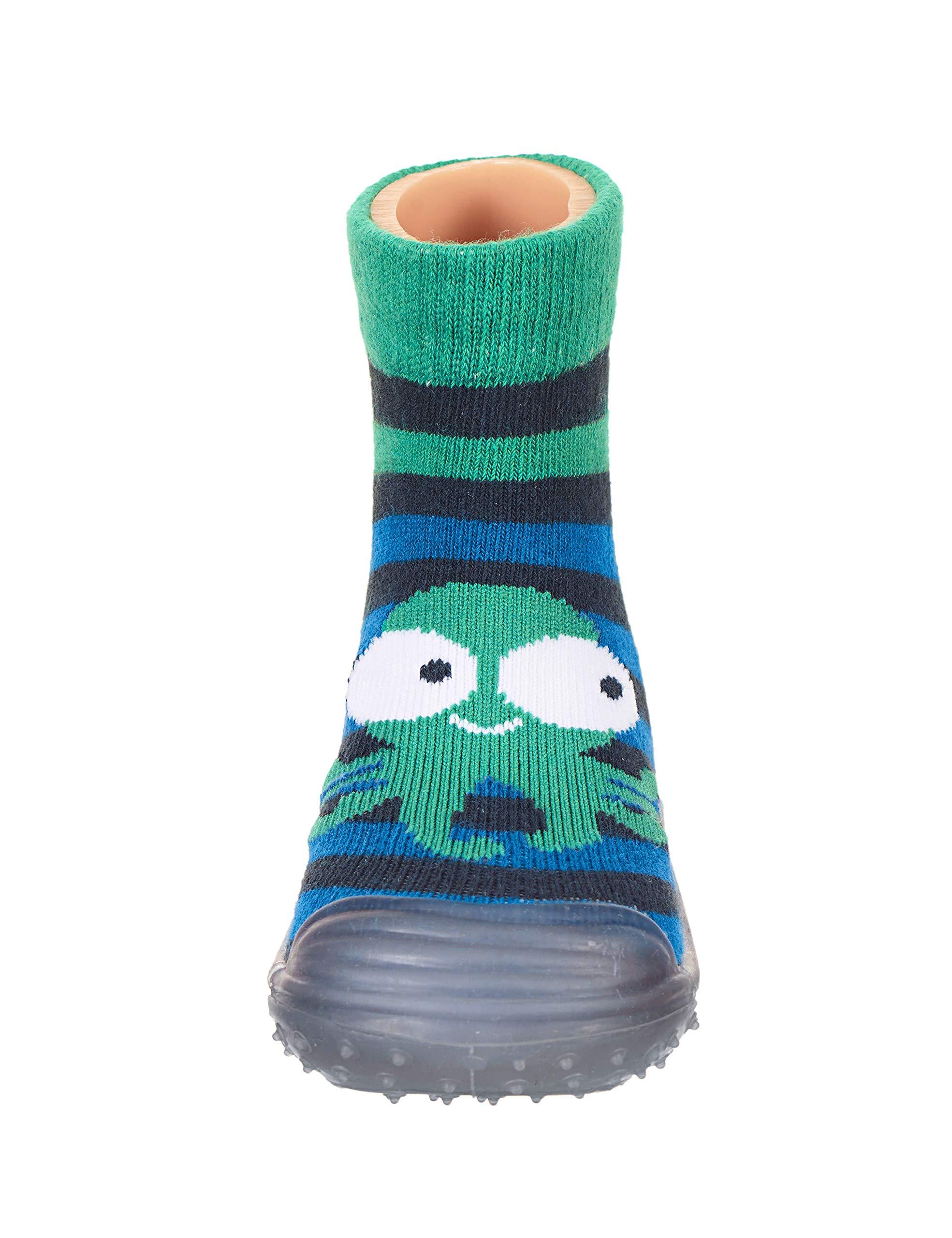 Sterntaler Adventure-Socks Qualle, Zapatillas Impermeables para Niños 4