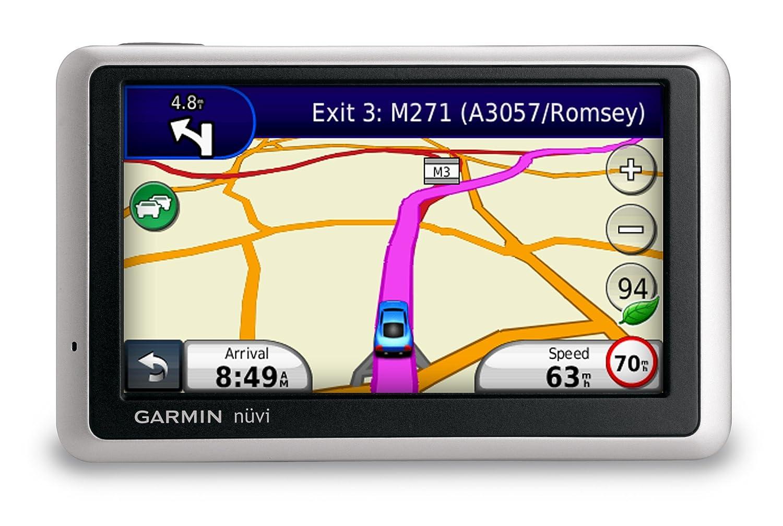 Garmin Nuvi 1340 4 3 Sat Nav With Uk And Western Eu Maps Amazon Co Uk Electronics