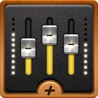 Equalizer + (Musik Player Frequenz Lautstärke Booster)