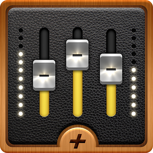 Equalizer + (Musik Player Frequenz Lautstärke - Amp Mp3