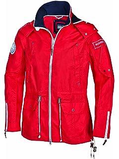 Marinepool Damen Jacke Esmeralda Jacket: : Sport