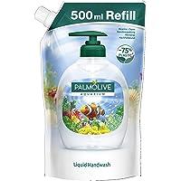 Palmolive Flüssig Seife Aquarium mit Flora, 1er Pack (1 x 500 ml)
