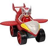 PJ Masks Power Racers Owlette Toys for Kids Boys and Girls 3+& Above