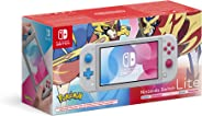Nintendo Switch Lite - Zacian and Zamazenta Pokemon Edition