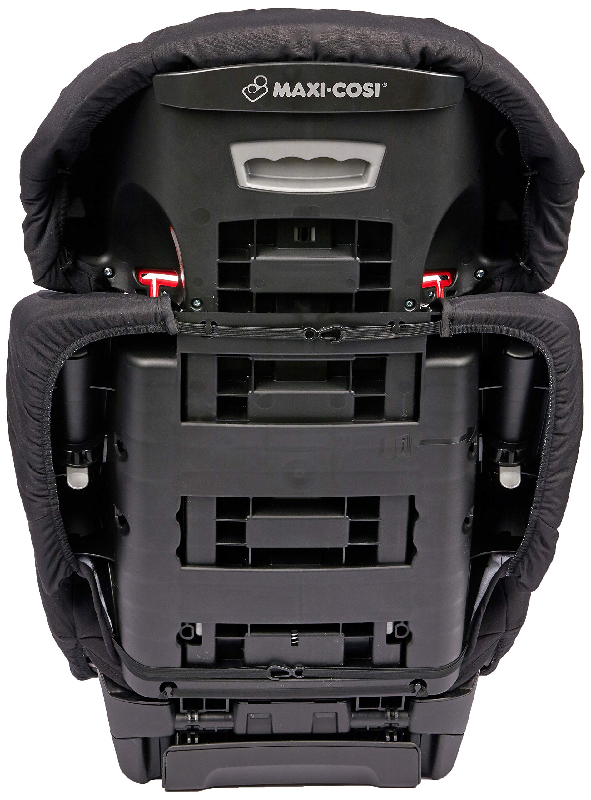 Maxi-Cosi Rodi AirProtect Child Car Seat, Lightweight Highback Booster, 3.5-12 Years, 15-36 kg, Frequency Black Maxi-Cosi Child car seat, suitable from 3.5 to 12 years (15 - 36kg) Easily install this safe car seat with a 3-point seat belt and attach the anchorage point in the head rest through your cars head rest Patented air protect technology in headrest reduces the risk of head and neck injuries up to 20 percent 6