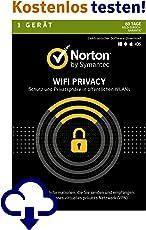 Norton Wi-Fi Privacy | 1 Gerät | PC/Mac/Android | Kostenlos testen