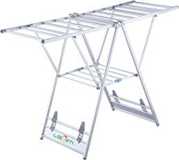 Liberti  LB-HOD-160 Aluminium Cloth Drying Stand (Grey)