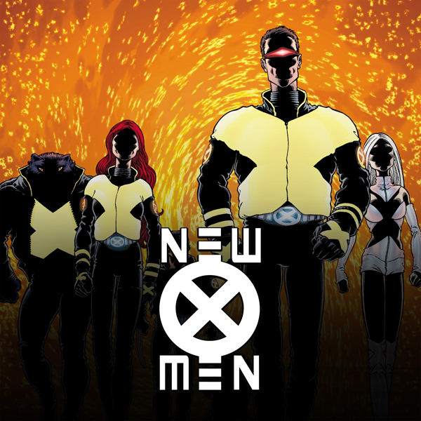 New X-Men (2001-2004) (Collections) (8 Book Series)