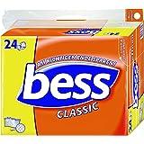 Bess Classic toiletpapier 3-laags, voorraadpak, 24 rollen x 150 vel