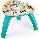 Baby Einstein, Hape Table d'Activité Électronique en Bois pour Tout-Petit Clever Composer Tune Table Magic Touch, dès 12 Mois