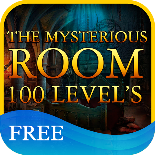 Mysterious Room Hidden Object trivia (Hidden Kostenlose Scary Object-spiele)