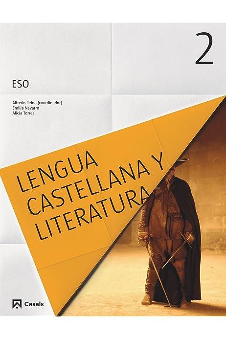Lengua castellana y Literatura 2 ESO 2016 - 9788421860946: Amazon ...