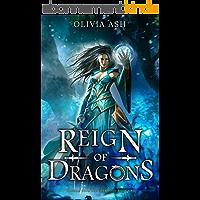 Reign of Dragons: a dragon fantasy romance (Dragon Dojo Brotherhood Book 1) (English Edition)
