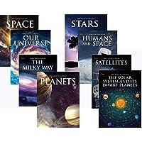 Encyclopedia of Space ( Set of 8 Books) (Encyclopedias)