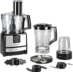 Ultratec Küchenmaschine KM600 mit umfangreichen Zubehör-Set / 600 Watt