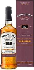 Bowmore Islay Single Malt Scotch Whisky 19 Jahre - Limitierte Edition in französischen Barriquefässern (1 x 0.7l)