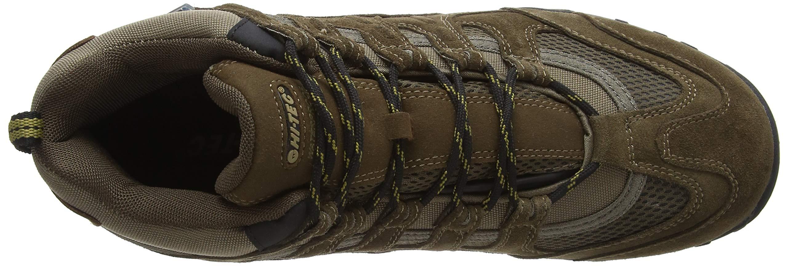 Hi-Tec Men's Quadra Mid Wp Multisport Boots 5
