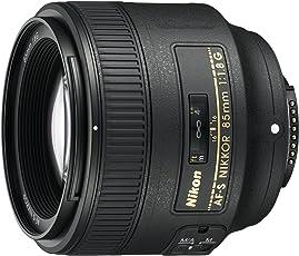 Nikon AF-S 85mm F/1.8G Prime Lens for Nikon DSLR Camera