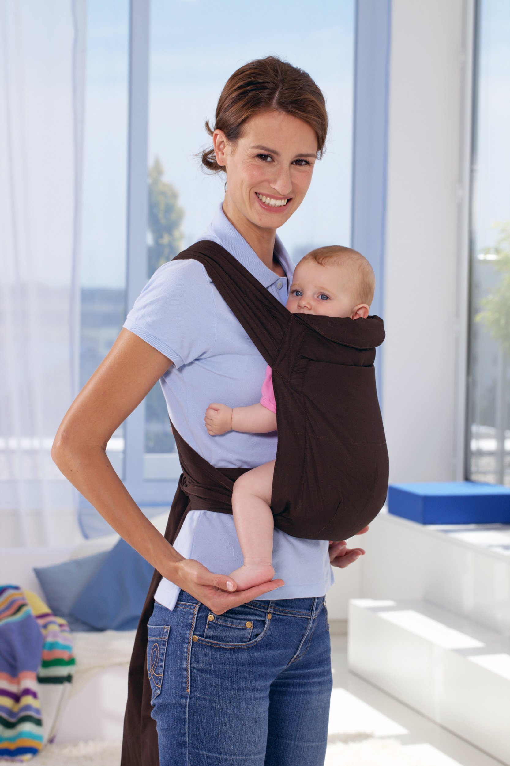 Amazonas Mei Tai Asian Traditional Baby Carrier  Available in 2 designs Carrier can be reversed Easy to put on 10