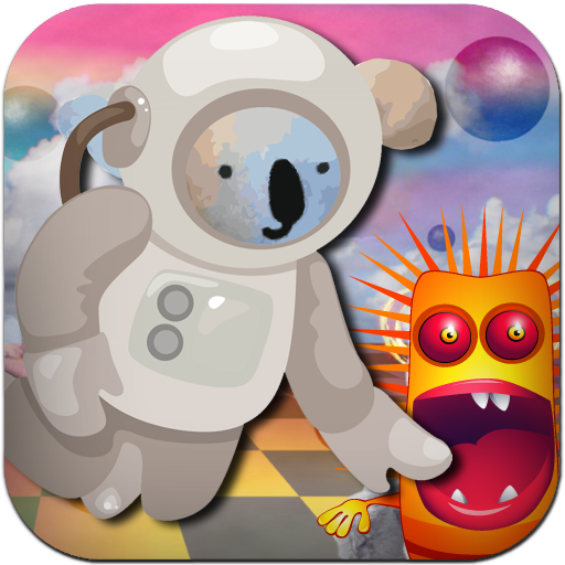 Dream Koalas (Alien Dreamtime)