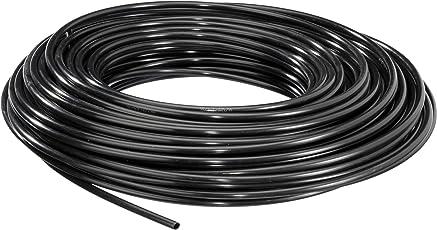 """GARDENA Micro-Drip-System Verteilerrohr: Flexibles Zuleitungsrohr, 4.6 mm (3/16""""), ober- und unterirdisch verlegbar, UV-stabilisiert, 50 m (1348-20)"""