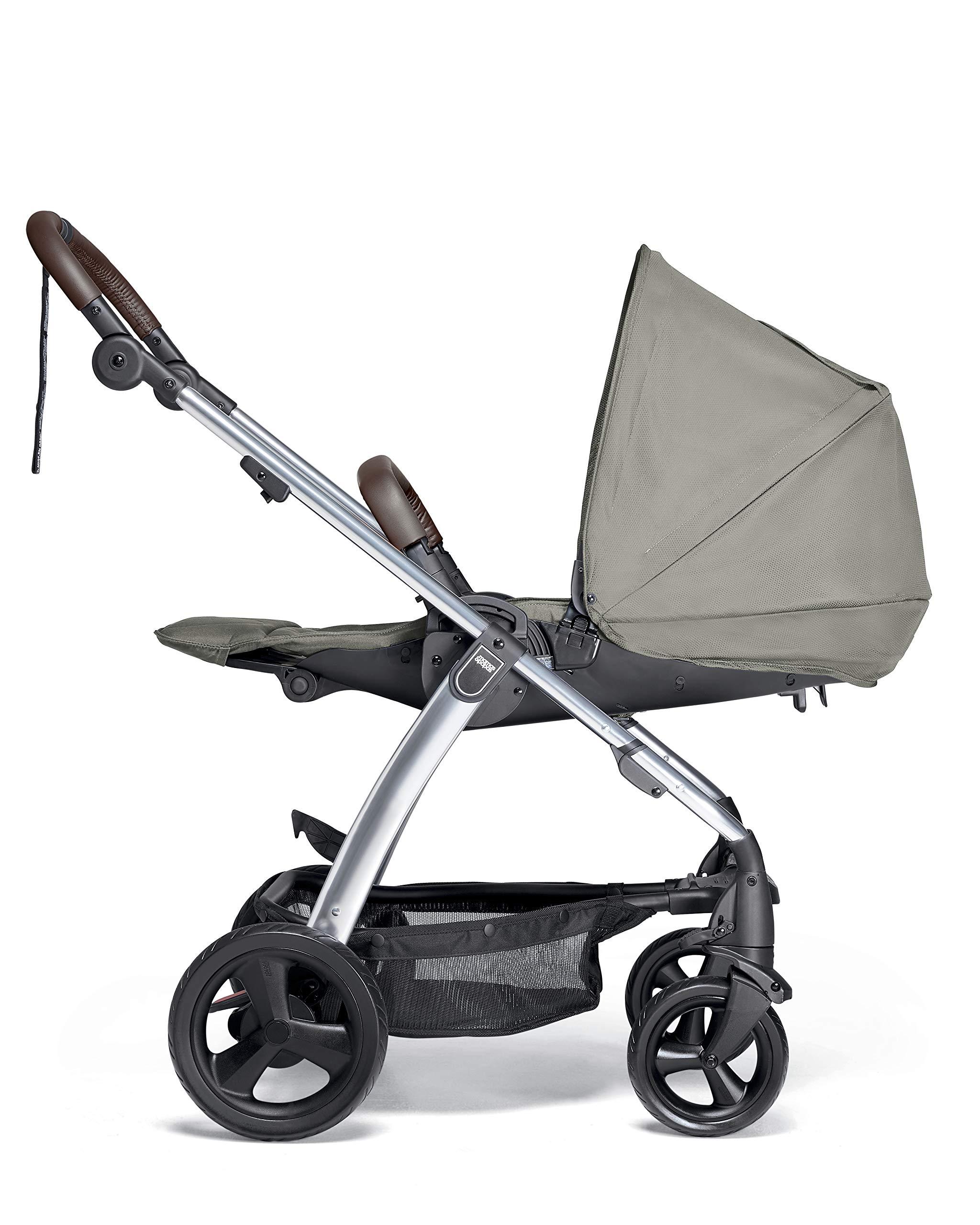 Mamas and Papas Sola2 Folding Pushchair – Sage Green