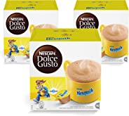 Nescafe Dolce Gusto Nesquik Chocolate Capsules (48 Capsules, 48 Cups)