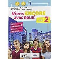 Viens encore avec nous! Livre élève et cahier d'exercices. Per la Scuola media. Con e-book. Con espansione online. Con…