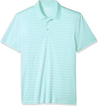 Amazon Essentials Men's Slim-fit Golf Polo Shirt