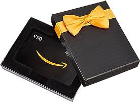 Amazon.de Geschenkkarte in Geschenkbox (Schwarz) - mit kostenloser Lieferung per Post